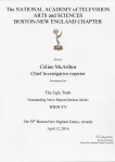 Emmy Nomination form_