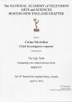 Emmy Nomination form_